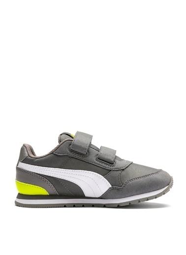 Puma Yürüyüş Ayakkabısı Gri